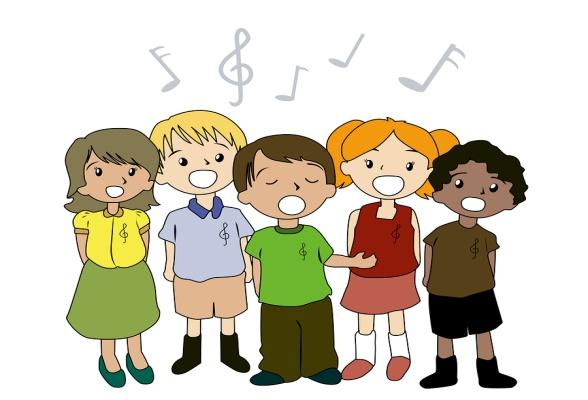 Những bài hát tiếng Anh dành cho bé mẫu giáo
