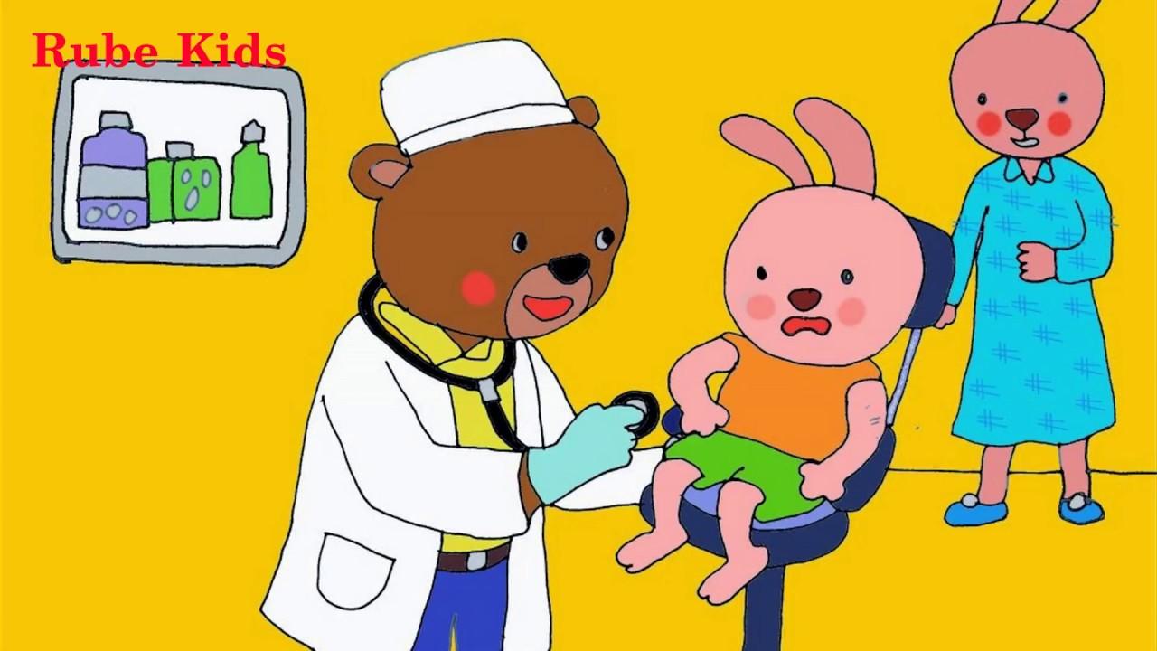 Giáo án Thỏ bông bị ốm - Giáo dọc trẻ mầm non