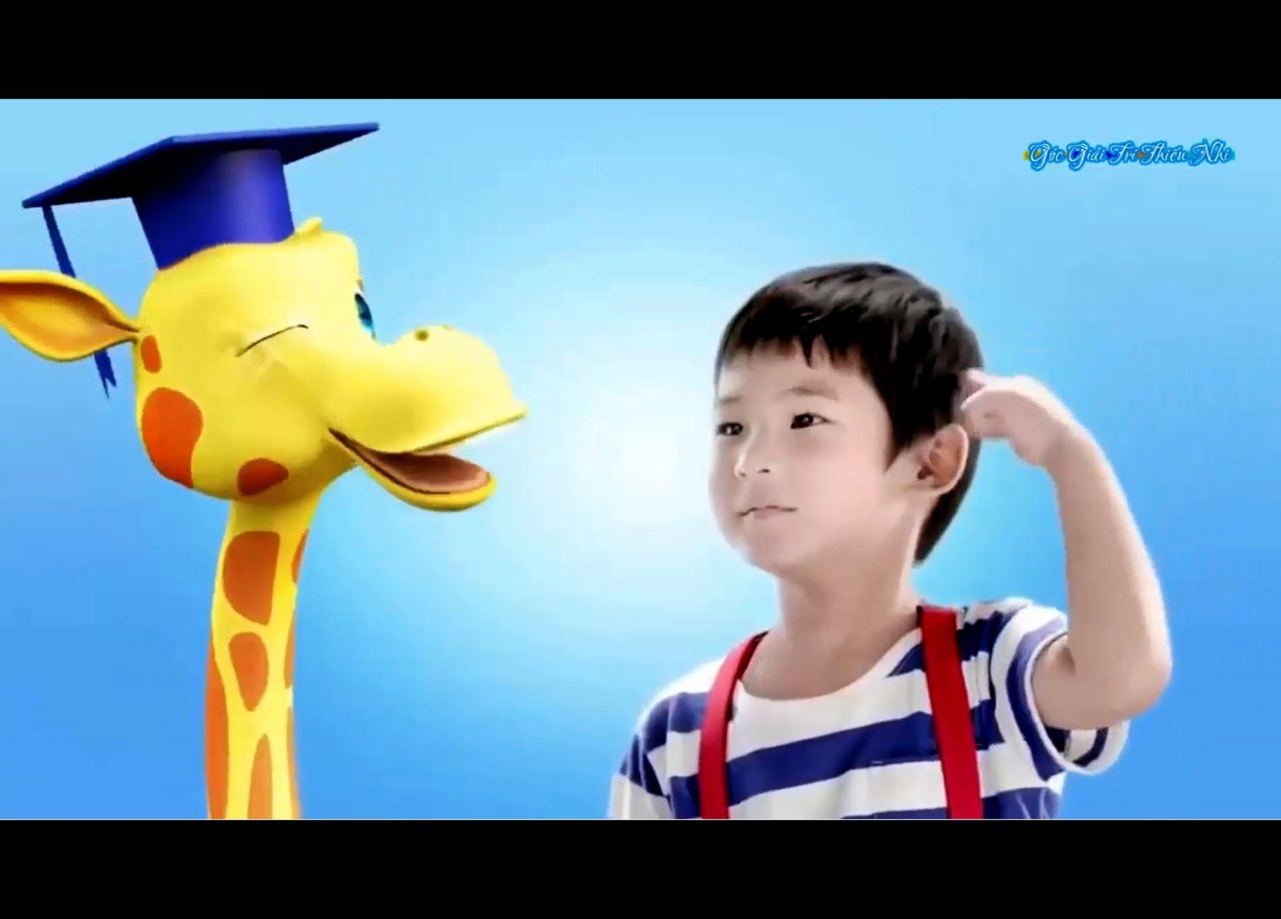 Quảng cáo vui nhộn cho bé dễ thương